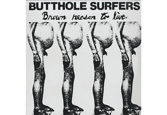 Butthole Surfers - Brown Reason To Live - (Vinyl)