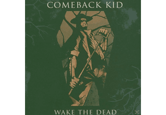 Comeback Kid - Wake The Dead - (CD)