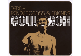 Teddy Pendergrass - SOUL BOX - (CD)