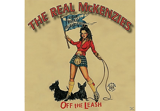 The Real Mckenzies - Off The Leash - (CD)