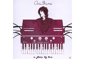 Ari Shine - A FORCE OF ONE - (CD)