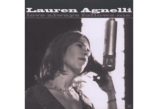 Lauren Agnelli - Love always follows me - (CD)