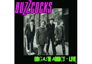 Buzzcocks - Orgasm Addict Live - (CD)