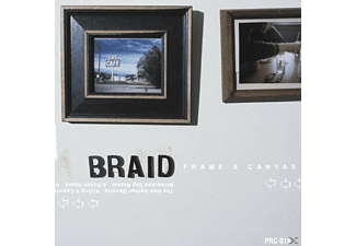 Braid - Frame & Canvas - (Vinyl)