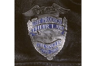 The Prodigy - Their Law-The Singles 1990-2005 - (CD)