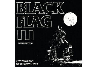 Black Flag - THE PROCESS OF WEEDING OUT - (Vinyl)