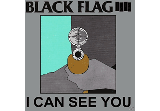 Black Flag - I Can See You - (Maxi Single CD)
