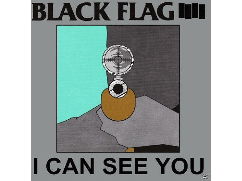 Black Flag - I Can See You [Vinyl]