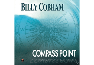 Billy Cobham - Compass Point - (CD)