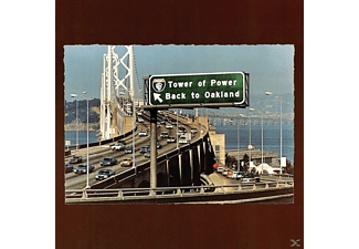 Tower of Power - Back To Oakland - (Vinyl)