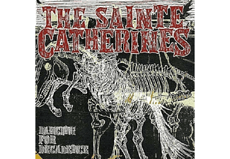 The Sainte Catherines - Dancing for decadence - (CD)