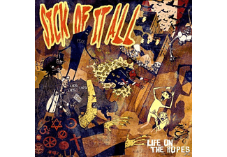 Sick Of It All - Life On The Ropes [CD]