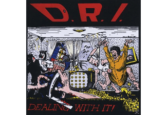D.R.I - Dealing With It - (CD)