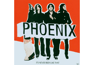 Phoenix - It's Never Been Like That [CD]