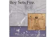 Boy Sets Fire - The Day The Sun Went Out [CD]