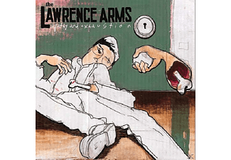The Lawrence Arms - Apathy and exhaustion - (CD)