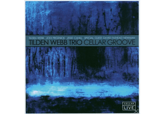 Tilden Trio Webb - Cellar Groove - (CD)