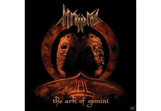 Kryptos - The Ark Of Gemini - (CD)