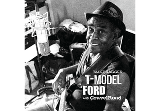 T-model Ford & Gravelroad - Taledragger - (CD)