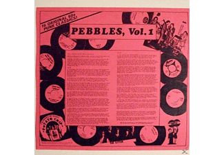 VARIOUS - Pebbles Vol.1 - (Vinyl)