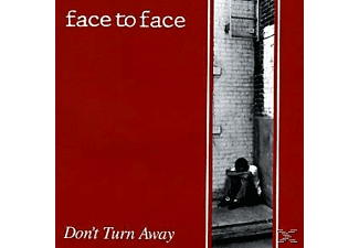 Face To Face - Don't Turn Away - (CD)