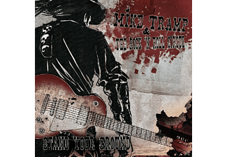 Mike Tramp, Rock'n'roll Circuz - Stand Your Ground - (CD)
