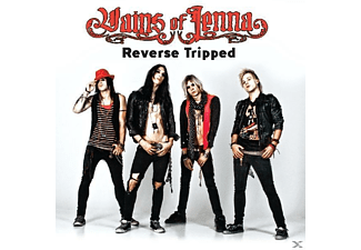 Vains Of Jenna - Reverse Tripped - (CD)