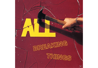 All - BREAKING THINGS - (Vinyl)