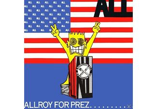 All - Allroy For Prez - (Maxi Single CD)