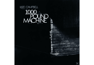 Kate Campbell - 1000 Pound Machine - (CD)