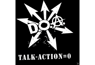 D.O.A. - Talk-Action = 0 - (CD)