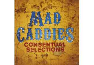 Mad Caddies - Consentual Selections - (CD)