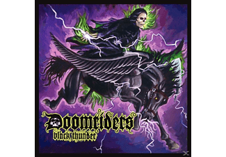 Doomriders - Black Thunder - (Vinyl)