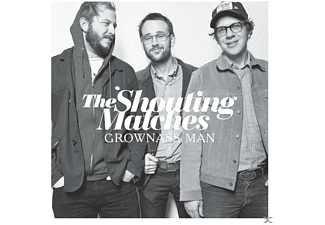 Shouting Matches - Grownass Man (Cd) - (CD)
