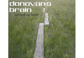 Donovan's Brain - Turned Up Later - (CD)