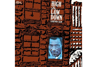 Lightnin' Slim - High & Lowdown - (CD)