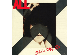 All - She's My Ex - (Maxi Single CD)