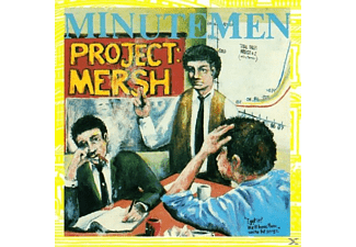 Minutemen - PROJECT - MERSH - (Vinyl)