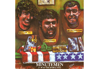 Minutemen - 3-WAY TIE - (Vinyl)
