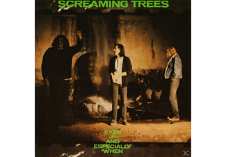 Screaming Trees - Even If & Especially When - (CD)