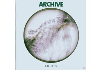 Archive - Lights - (CD)