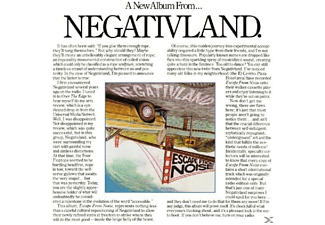 Negativl, Negativland - Escape From Noise - (CD)