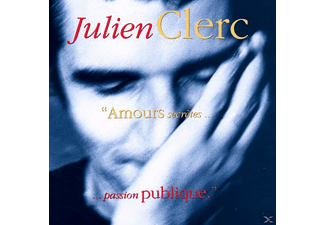Julien Clerc - Amours Secretes, Passion Publique - (CD)