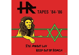 Hr - The HR Tapes - (CD)