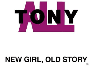 Tonyall - New Girl,Old Story - (CD)