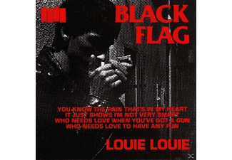 Black Flag - LOUIE LOUIE - (Vinyl)
