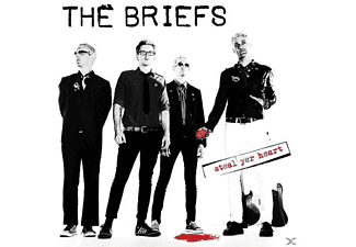 The Briefs - Steal Yer Heart - (CD)