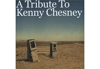 VARIOUS - Tribute To Kenny Chesney - (CD)