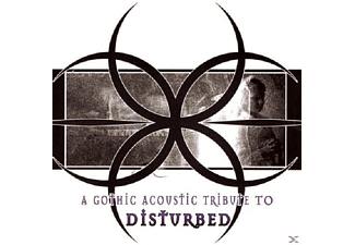 VARIOUS - Gothic Acoustic Tribute To Disturbe - (CD)