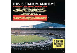 VARIOUS - This Is Stadium Anthems - (CD)